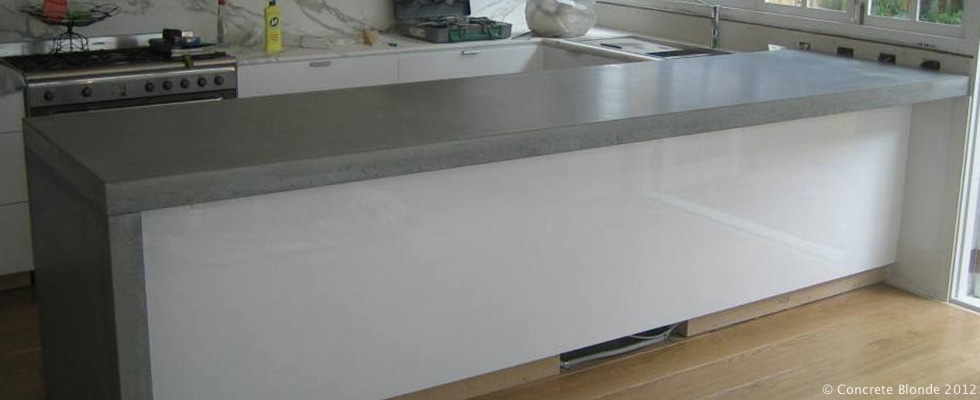 Kitchen benchtop - Toorak