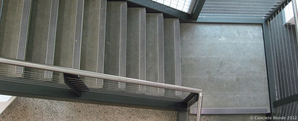 Outdoor - staircase